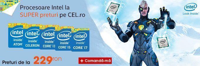 Promo procesoare intel