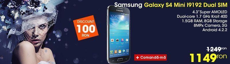 Telefon Samsung S4 Mini i9192