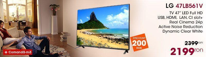televizor LG 47LB561