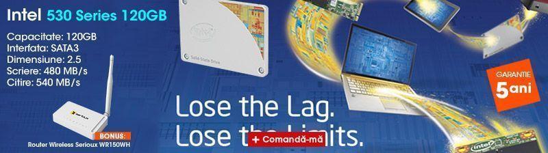 Promo SSD Intel