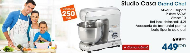 Mixer grand chef