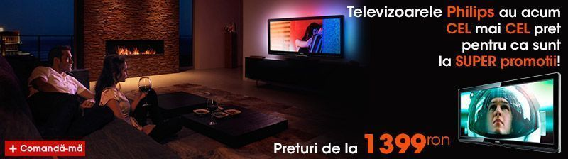 Promo TV Philips