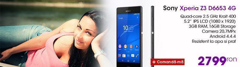Telefon Sony Xperia Z3