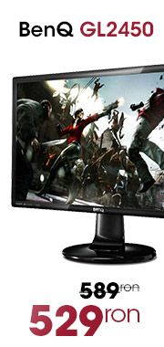 Monitor Benq GL2450 oct
