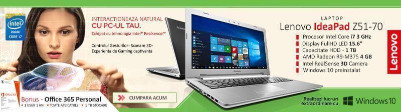 Laptop Lenovo Z51