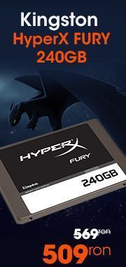 Promo SSD Kingston Fury 240GB
