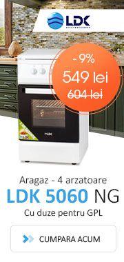 Aragaz ldk 5060