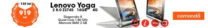 Tab Lenovo Yoga