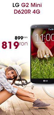 Telefon LG G2 mini blk