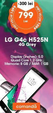 LG g4c grey