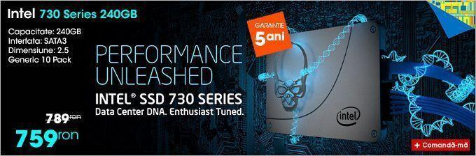 SSD Intel 730 240GB