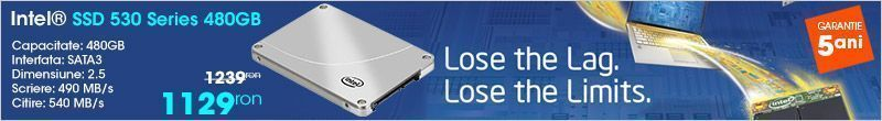 SSD intel 530 480gb