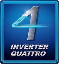 Tehnologie Inverter Quattro