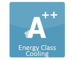 Clasa de eficienta energetica racire A++ DSB-F1202ELH-VKW