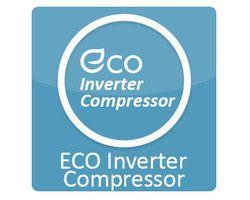 Compresor cu inverter Eco DSB-F1202ELH-VKW