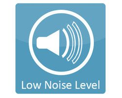 Nivel de zgomot redus DSB-F1202ELH-VKW