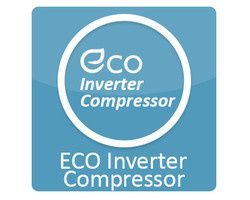 Compresor cu inverter Eco DSB-F1285ELH-VK