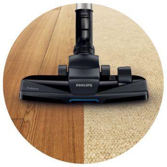 Designul extra lung îţi oferă o rază de acţiune mai amplă, astfel încât  poţi curăţa cu uşurinţă locurile greu accesibile. 66b954be6a