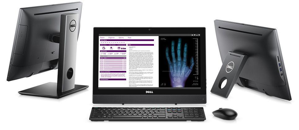 OptiPlex 3050 all-in-one – comoditate inclusă