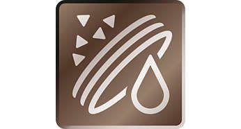 Până la 5.000 ceşti de cafea*, fără detartrare, cu filtru AquaClean