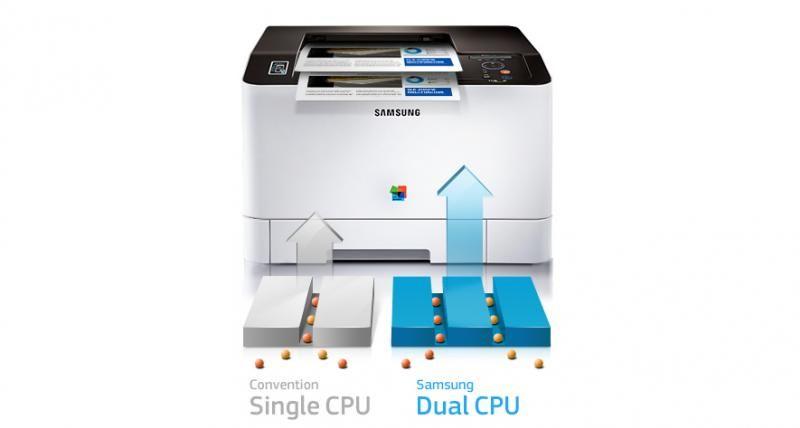 un nivel mai ridicat de performane de imprimare - Imprimanta Color
