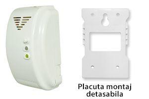 Kit PNI Safe House 200 Senzor gaz si electrovalva