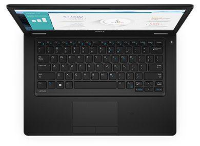 Noul laptop Latitude 5480 – ţine pasul cu dvs. şi cu activitatea dvs.