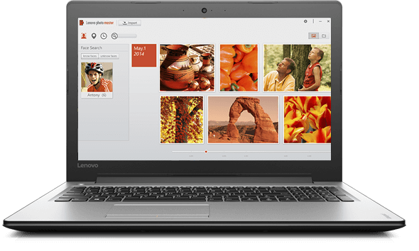 Gestionati-vă fotografiile cu Lenovo Photo Master