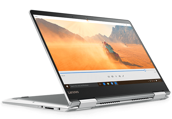 "Lenovo Yoga 710 (14"") convertibil."