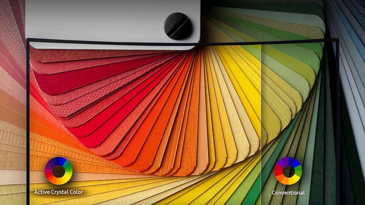 Reprezentare actualizată a culorilor