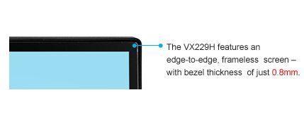 Monitor LED 21 5 Asus VX229H IPS Full HD 5ms
