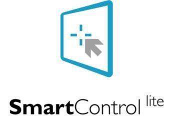 Reglare uşoară a performanţei afişajului cu SmartControl Lite