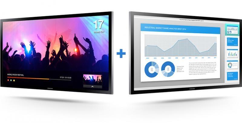 Mixul perfect între televizor şi monitor