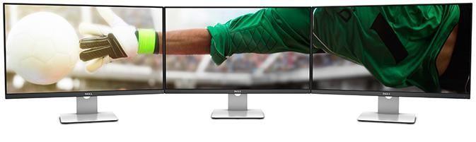 Monitorul S2415H – o experienţă audio şi video uimitoare.