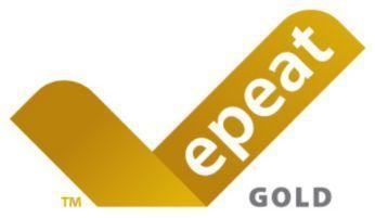 25% material reciclat cu EPEAT Gold