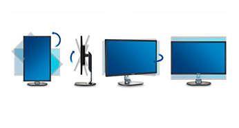 SmartErgoBase permite reglări ergonomice simple