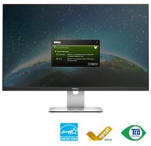Dell 27 Monitor | S2715H - Reliable performance, eco-efficient features
