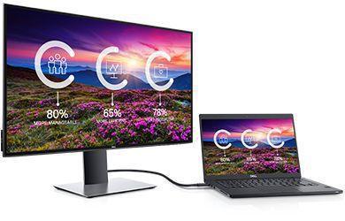 Monitorul Dell U2719DC – conectivitate inegalabilă