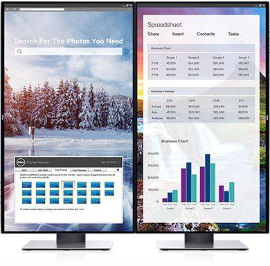 Monitorul Dell U2719DC: maximizați-vă productivitatea
