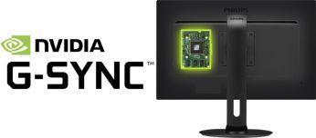 NVIDIA G-SYNC™ pentru jocuri rapide, fără întreruperi