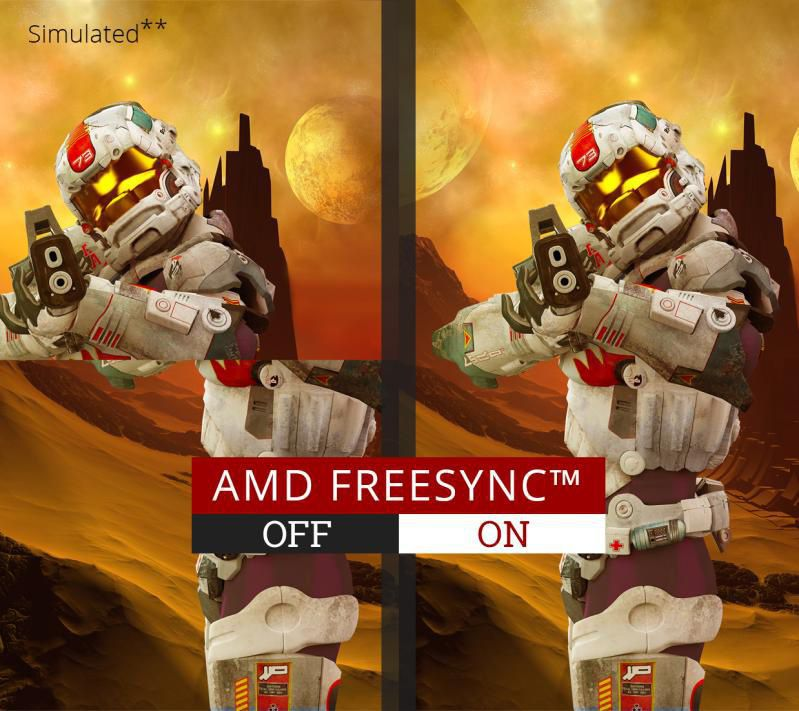 AMD FreeSync Technology