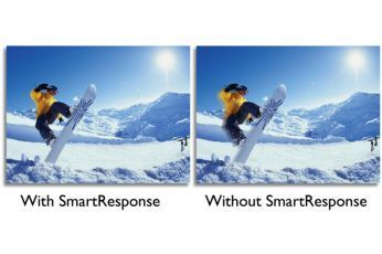 Reîmprospătare SmartResponse la 1 ms pentru jocuri rapide