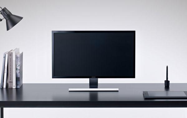Designul minimalist pune pe primul plan vizualizarea UHD