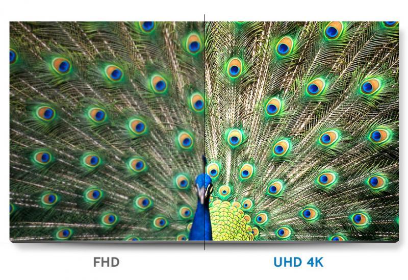 Descoperiţi detaliile unei imagini extrem de realiste la calitate UHD