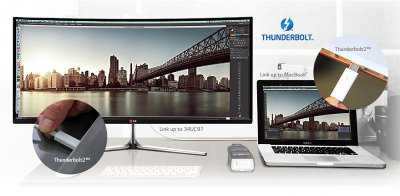 Compatibil Mac/ Thunderbolt