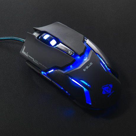 Optic E-Blue Auroza Type-IM Iluminat 4000dpi