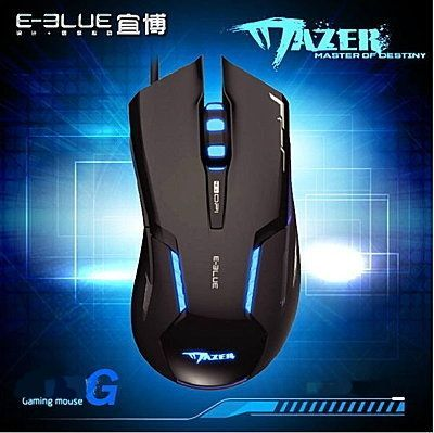 Optic E-Blue Mazer RX M616 Iluminat 2500DPI