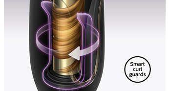 Dispozitive protecţie pt ondulare inteligentă, bucle fabuloase, de durată, ca şi cum ar fi realizate de un profesionist