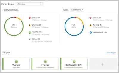 Serverul de rack PowerEdge R440 – sporiti productivitatea cu functii de gestionare inteligente, integrate