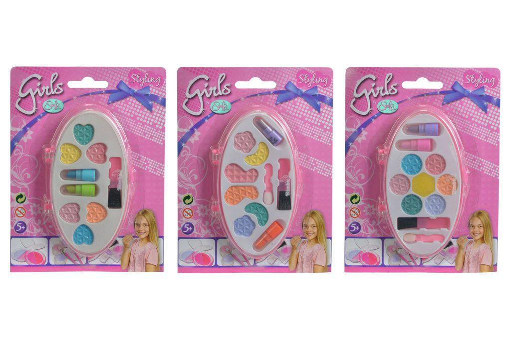 Set De Machiaj Pentru Fetite Beauty Girls Farduri Si Ruj Pentru